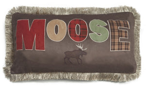 Moose Pillow