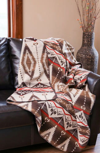 Pecos Trail Throw