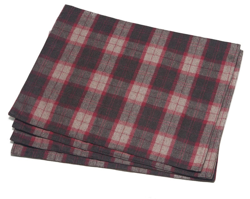 Finlay plaid placemat (set of 4)
