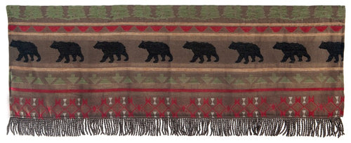 Bear Country Valance