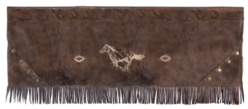 Flying Horse Valance