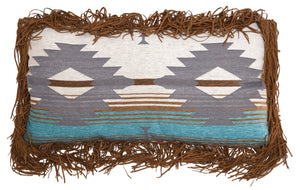 Badlands Fringe Pillow