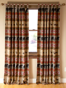 Maple Lake Curtain Panels