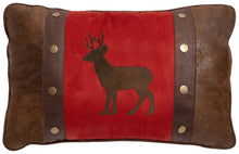 Load image into Gallery viewer, Buck & Rivet Throw Pillow