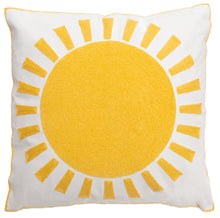 Load image into Gallery viewer, Sunshine Throw Pillow