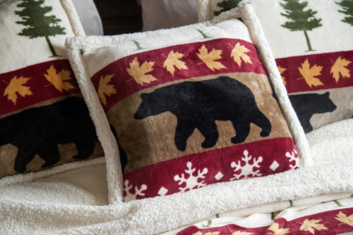 Tall Pine Pillow