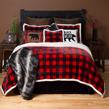 Red Lumberjack Plaid