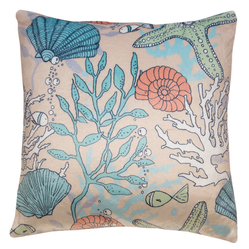 Coastal Reef Pillow
