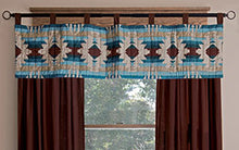 Load image into Gallery viewer, Southwest Harvest Cotton Printed Quilt Valance