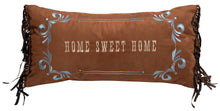 Load image into Gallery viewer, Wrangler Home Sweet Home Throw Pillow