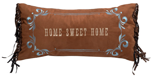 Wrangler Home Sweet Home Throw Pillow