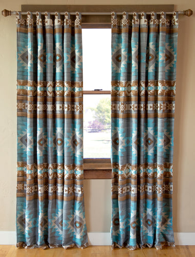Mesa Daybreak Curtain Panels