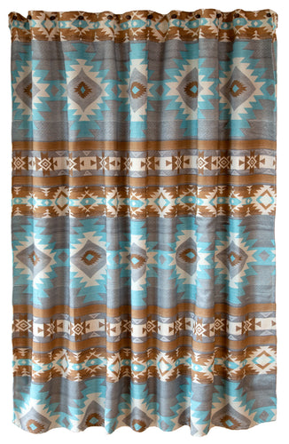 Mesa Daybreak Shower Curtain