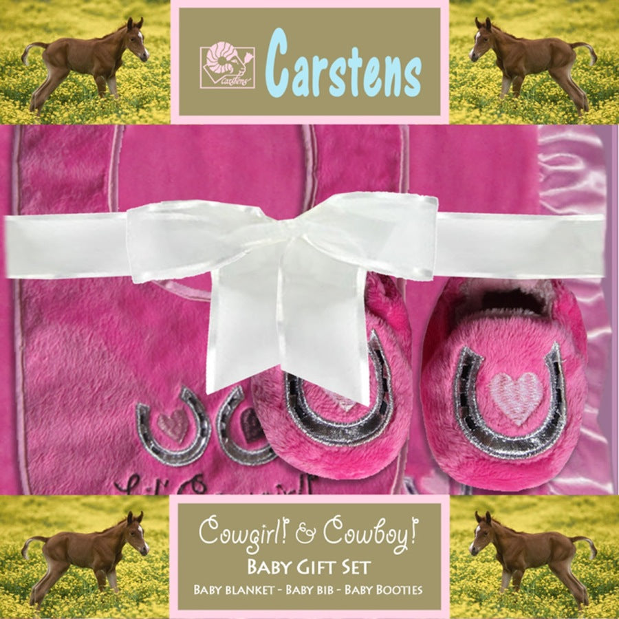 Lil' Cowgirl Gift Set