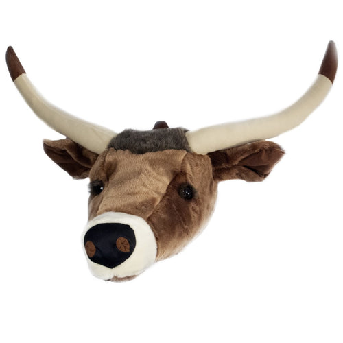 Longhorn Large Trophy Head