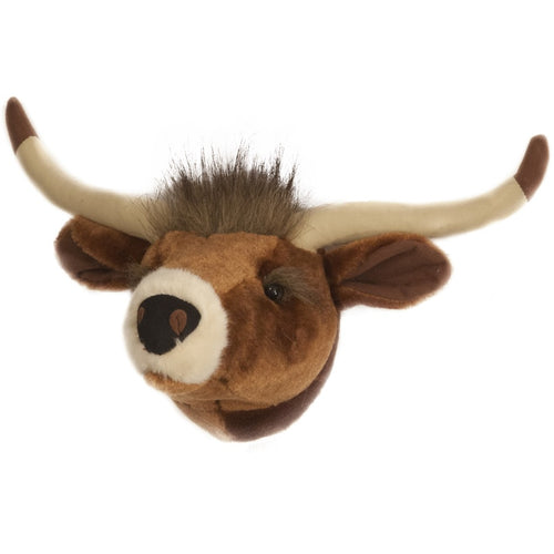 Longhorn Mini Trophy Head