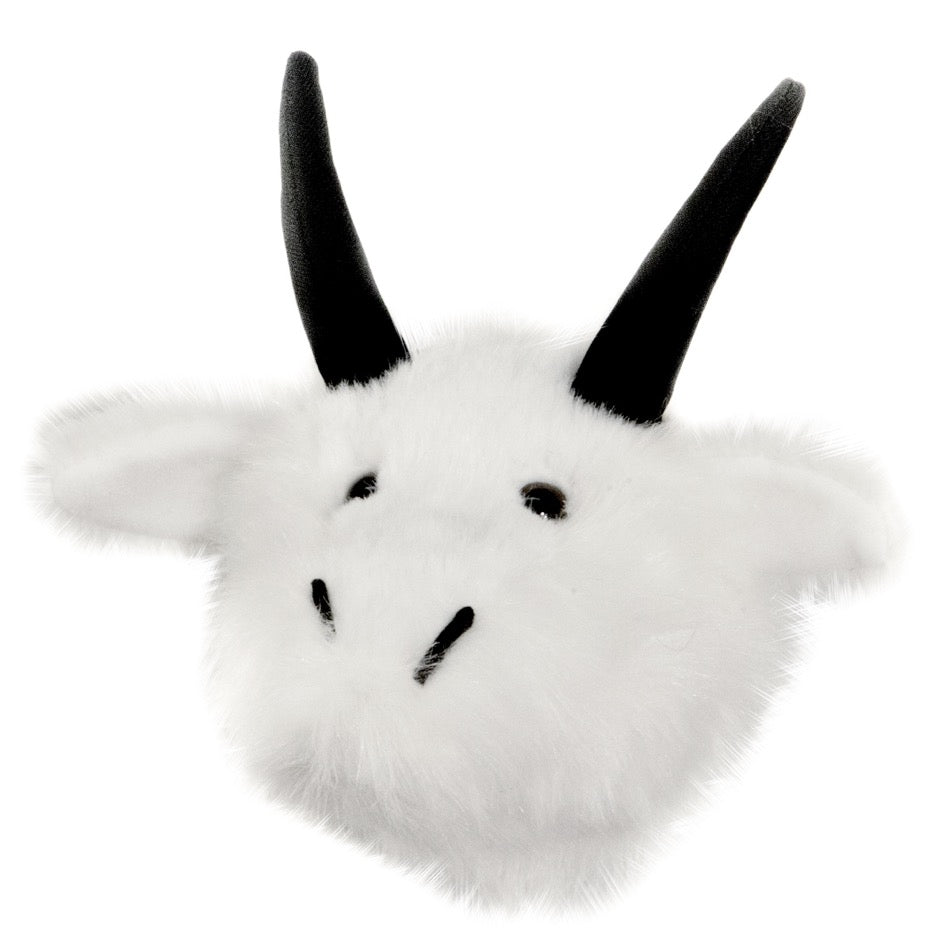 Mountain Goat Mini Trophy Head