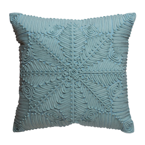 Blue Ribbon Decorative Throw Pillow 18