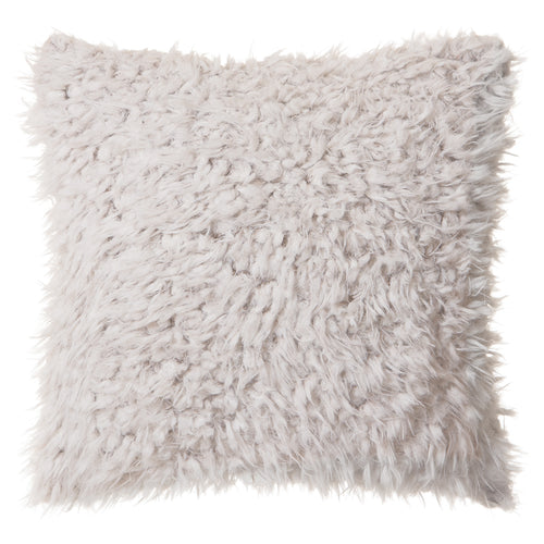 Shaggy Faux Fur Pillow