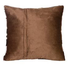 Load image into Gallery viewer, Cowhide Faux Fur Pillow