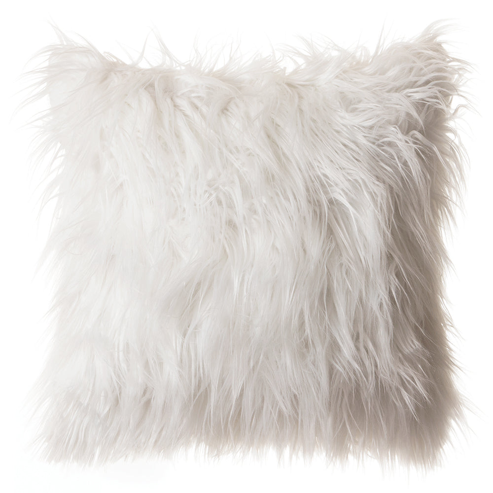 Faux Sheepskin Pillow