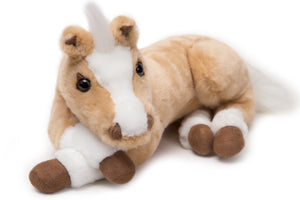 "Palomino Large 18"" Plush Horse"