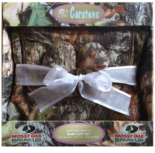 Mossy Oak Break Up Boxed Baby Gift Set