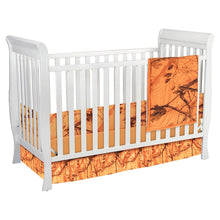 Load image into Gallery viewer, Realtree AP Blaze Crib Set