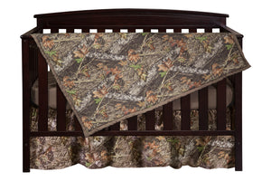 Mossy Oak Camo Crib Bedding Set