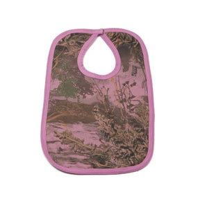 Realtree Max-1? Over-dye Pink Bib