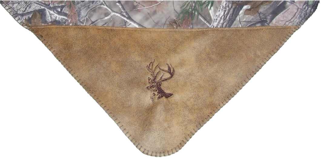 Realtree AP® Throw – Buck