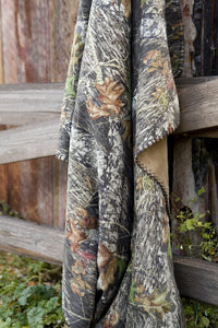 Mossy Oak Break Up Throw