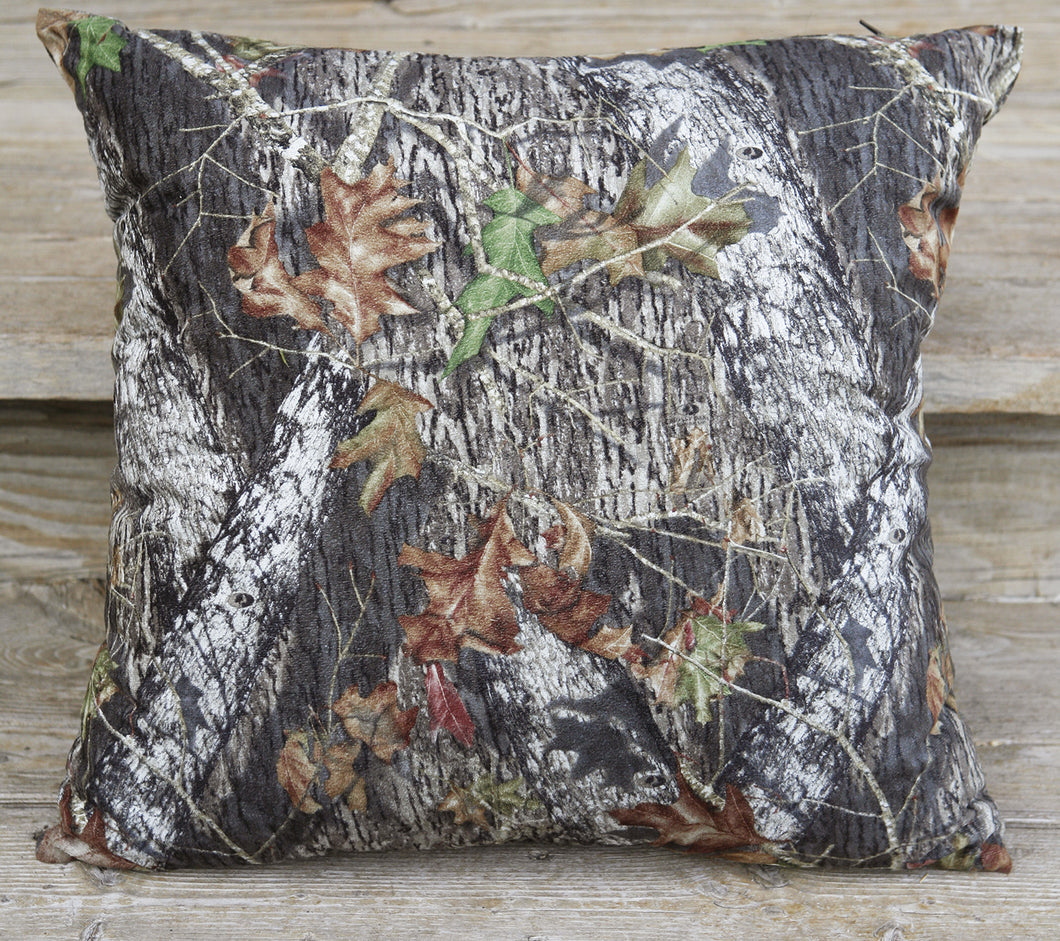 Mossy Oak? Break Up Pillow