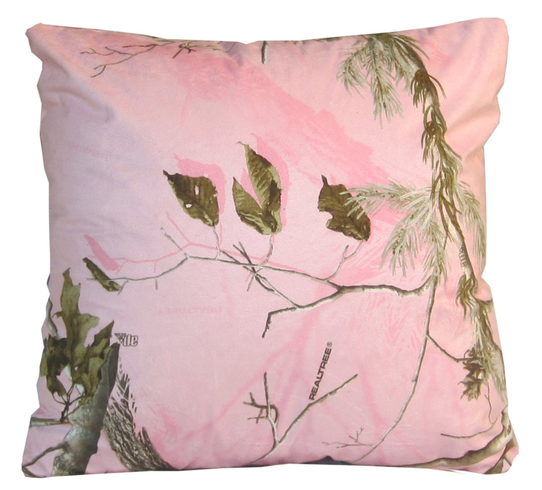 Realtree AP® Pink Pillow