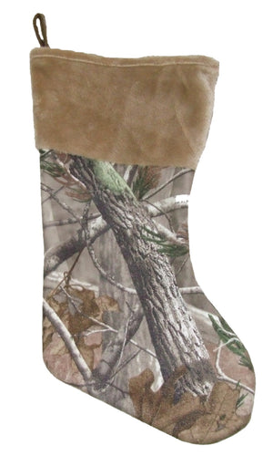 Realtree AP® Stocking Shearling