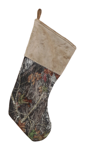 Mossy Oak Christmas Stocking