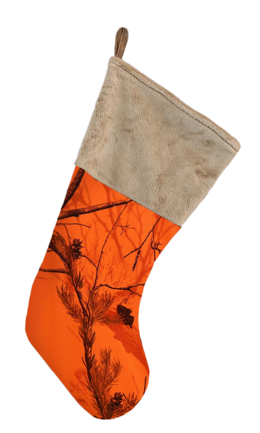 Realtree AP® Blaze Stocking