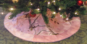 Realtree AP® Pink Tree Skirt