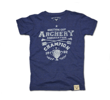 Load image into Gallery viewer, Suction Cup Archery Champion? T-Shirt