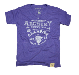 Girl's Suction Cup Archery Champion? T-Shirt