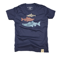 Load image into Gallery viewer, Sockeye Salmon T-Shirt