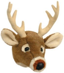 White Tail Deer Mini Trophy Head