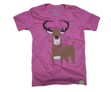 Load image into Gallery viewer, Girl's Wily Buck T-Shirt