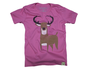 Girl's Wily Buck T-Shirt