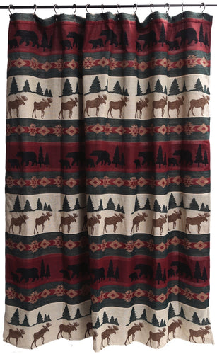 Takoma Shower Curtain