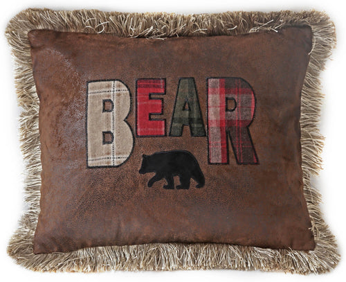 Bear Pillow