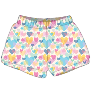 PLUSH PJ SHORTS