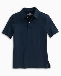 SOLID DRIVER POLO- NAVY