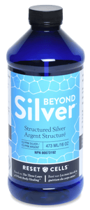Beyond Silver 473ml/16oz