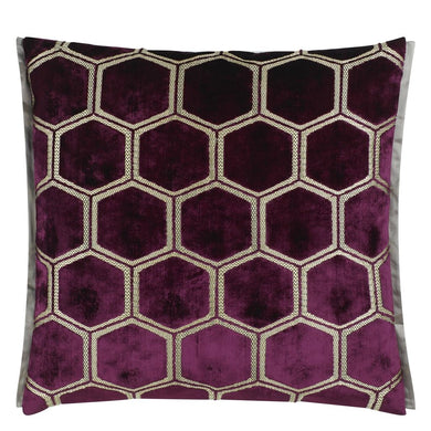 Manipur Damson Cushion